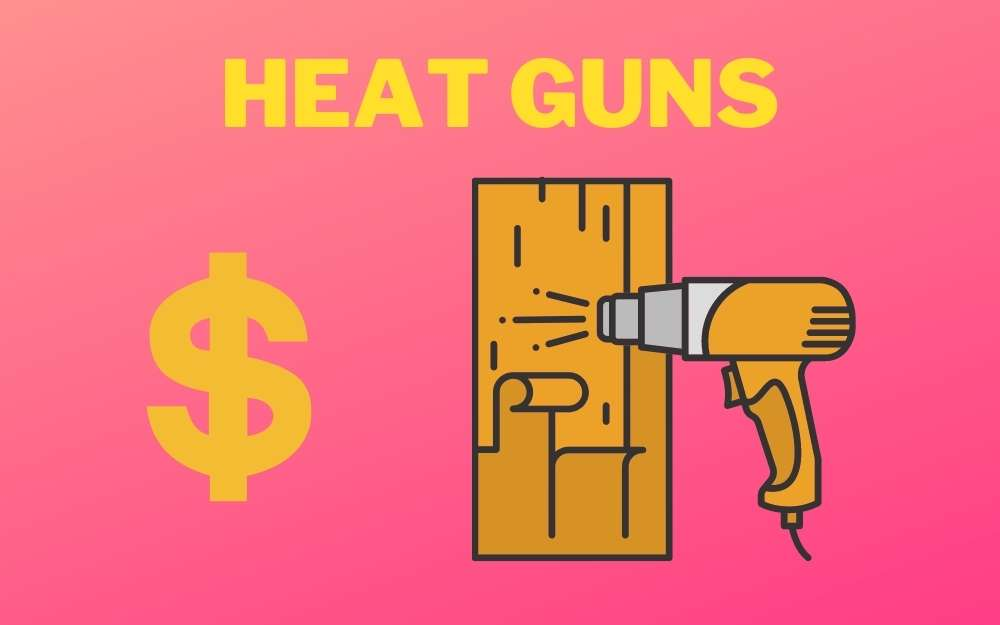 heat guns for shrink sleeve labels cost