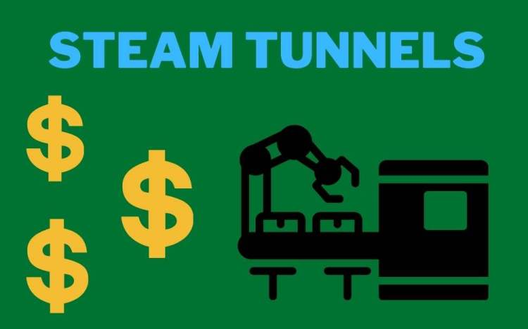 The SST Shrink Sleeve Machine Versus A Traditional Steam Tunnel