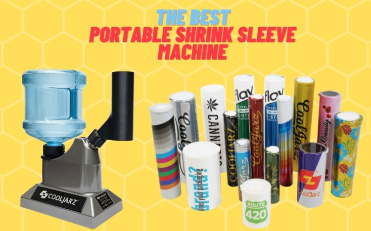 the-best-portable-shrink-sleeve-machine-for cannabis pre-roll tubes