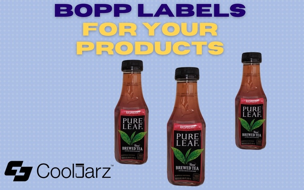 BOPP Labels For Your Products
