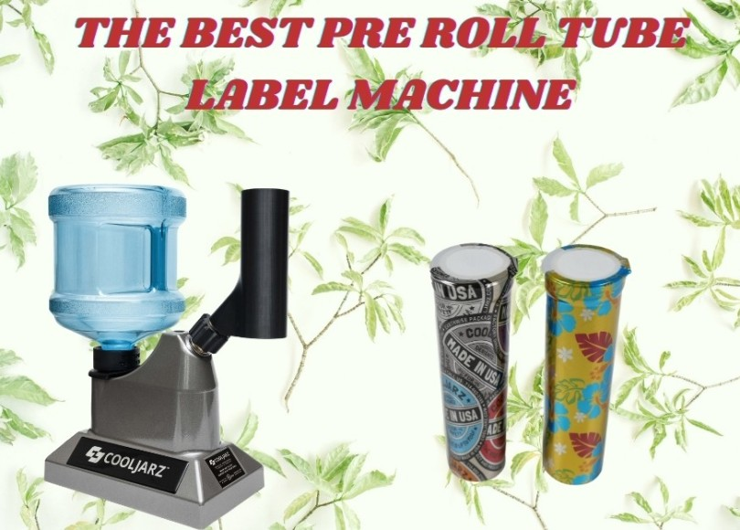 The Best Pre Roll Tube Label Machine